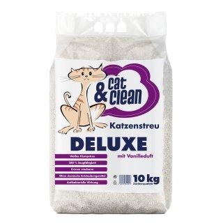 Cat & Clean® Deluxe mit Vanilleduft